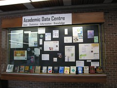 Academic Data Centre Display