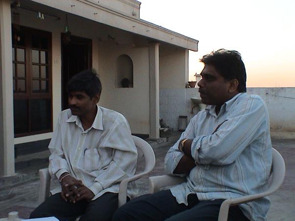 Trivikram, chaduvari