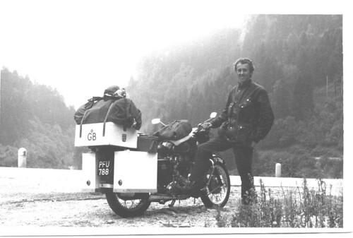 St Gotthard Pass circa 1968