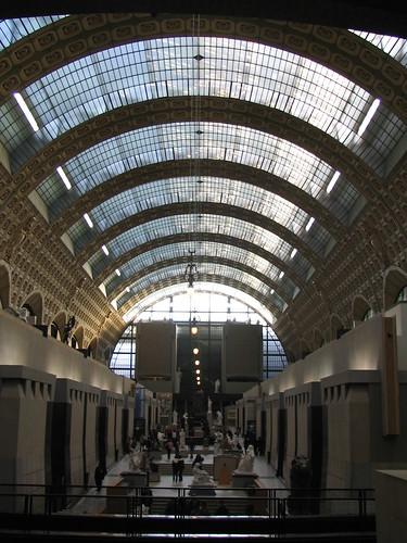 Interior Museo Orsay Foto