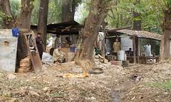 Near the police barracks (Sbmoot) Tags: pakistan kitchen near police barracks islamabad sbmoot