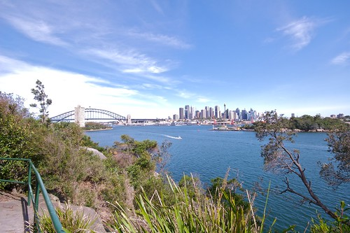 Sydney CBD and the Coat Hanger