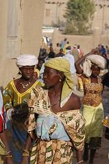 MAL-Djenne0601-75-OR (anthonyasael) Tags: africa pink people baby black men colors scar