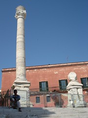 Roman Column, Brindisi, Italy