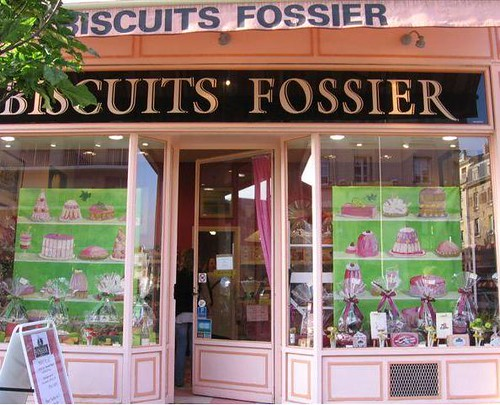 Maison Fossier, les biscuits de Reims by Paris Breakfast