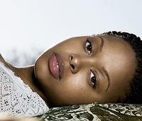 New singer, Chrisette Michele