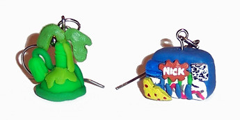 Nickelodeon Studios Earrings