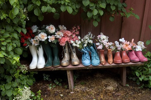 Ze Denman Island Boots