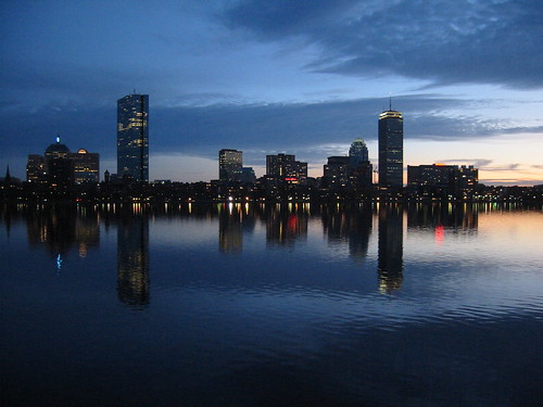 Boston Twilight