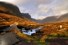 Bealach-na-ba (Kenny Muir) Tags: landscape scotland highlands cattle pass na ba hdr torridon bealach