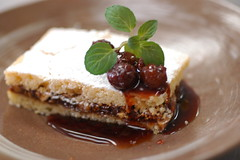 Sundried Fig, Hazelnut Confit, Shortbread 3 (chefledarney) Tags: sweet figs