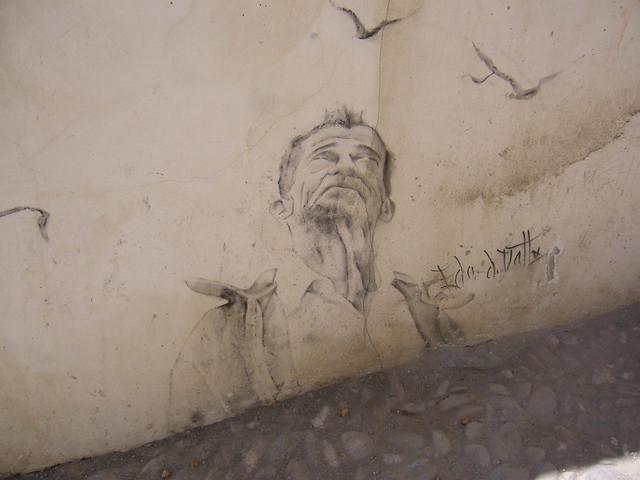 Graffiti, Granada (Spain)