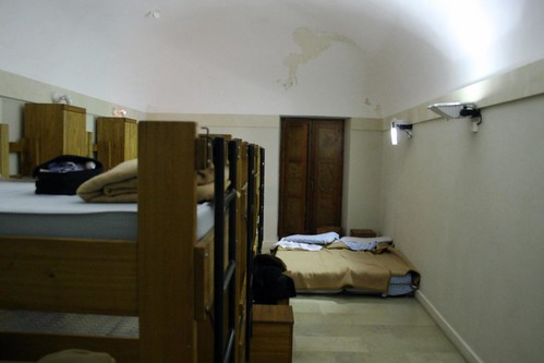 Do we really need a whole hostel room to ourselves... yes.