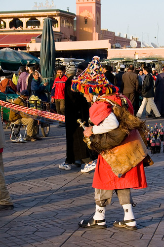 The Old Berber Man