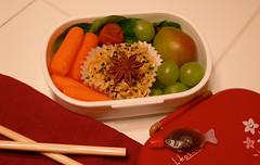 01/17/07 Bento Brunch (Aylanah) Tags: project healthy bento foodart bentobox obento cutefood edibleart bentolicious japaneselunchbox bentoliciouscom