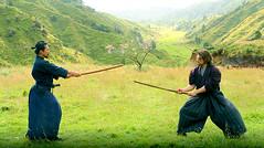 Last Samurai's Kenjutsu
