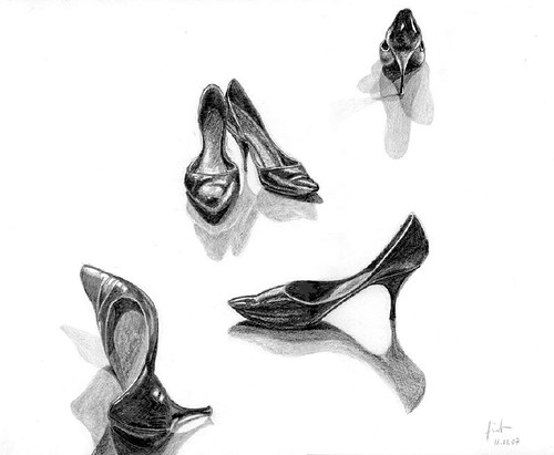 Shoes by Liza Hirst