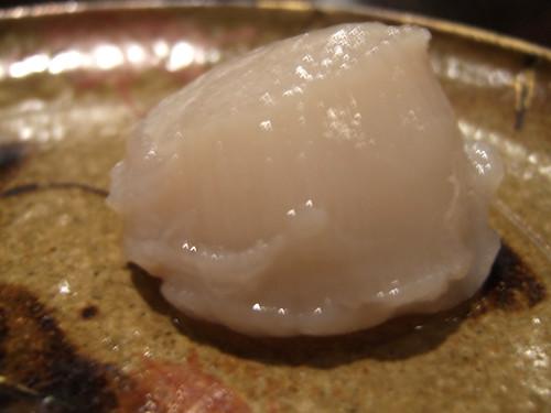 Sawa Sushi (Sunnyvale) - Fresh Shucked Scallop
