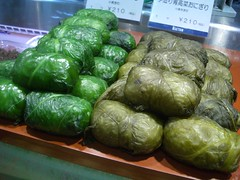 青高菜おにぎり@長山食品