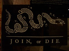 join, or die (wileycount) Tags: america midwest stlouis irony warrenellis warrene clv crookedlittlevein musemofwestwardexpansion