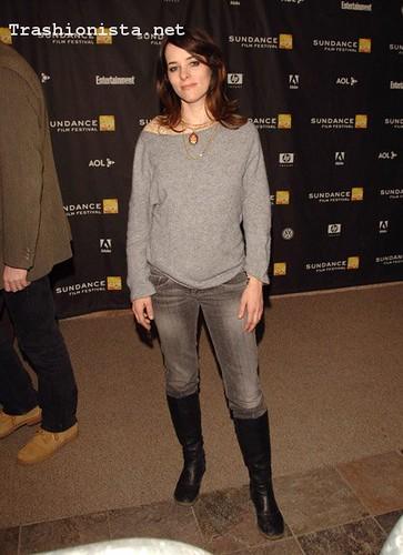 Parker Posey at Sundance Film Festival