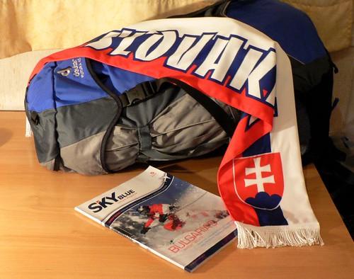 Destination Slovakia!