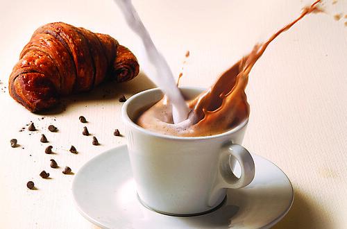 Caffe splash da The Unknow.