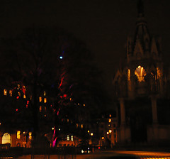 01.2007 Breathing Tree - Tree and Lights Festival