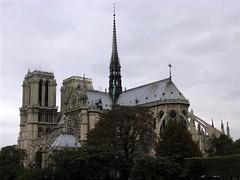Notre Dame (Crt Ahlin) Tags: travel paris france pariz