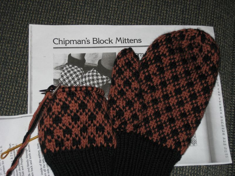 Chipman Block Mitts