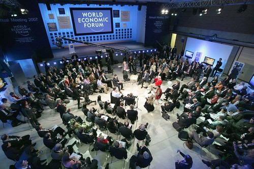 BBC World Debate - World Economic Forum Annual Meeting Davos 2007