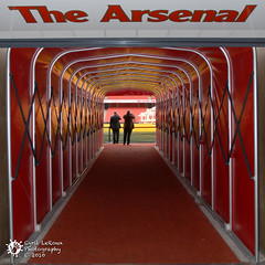 Pitch entrance (Cyril Le Roux) Tags: nikon stadium arsenal emiratesstadium arsenalfc