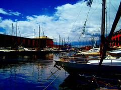 Porto antico di Genova-2-24-1024 - by Aube insanité
