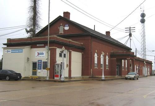 Longview, TX train station