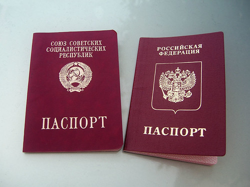 Citizen of Russia