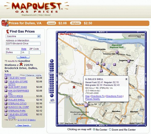 Mapquest