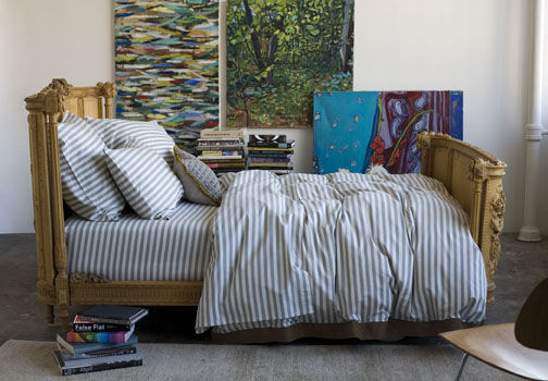 Dwell Bedding *New* at Design Public