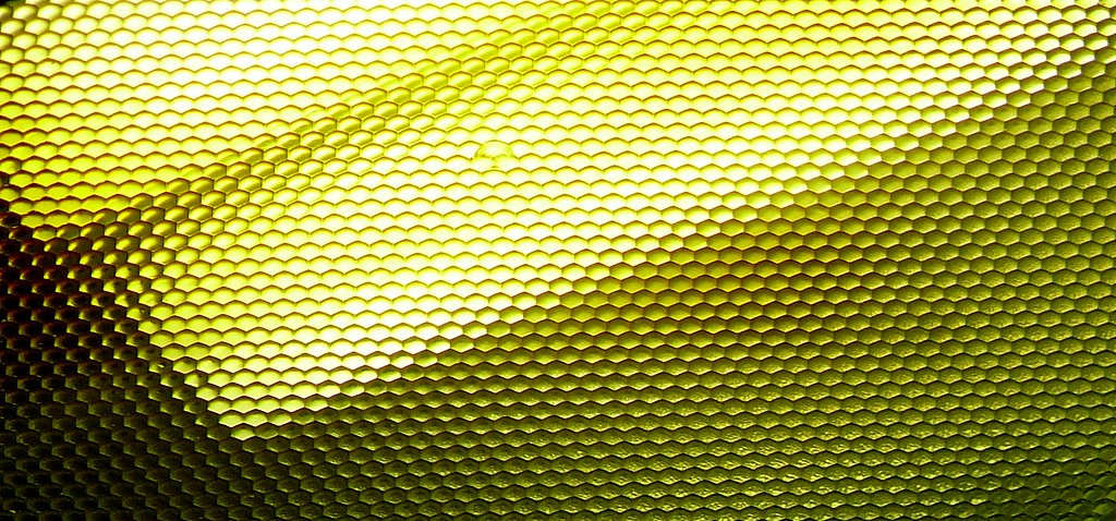 architecture of a honeycomb