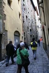Oltrano walking tour
