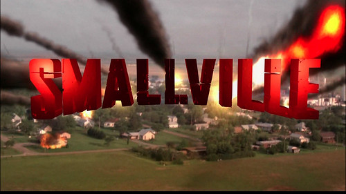 Smallville New Opening Credits