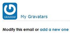 Gravatar Beta online now