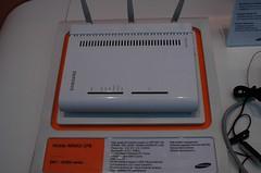 Samsung WiMax CPE