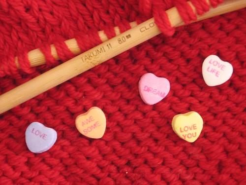 Noni Adventure bag with hearts