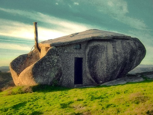 Stone house by Jsome1.