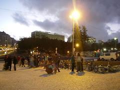 Massa Crítica de Fevereiro em Lisboa