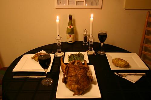 V-Day Dinner 2