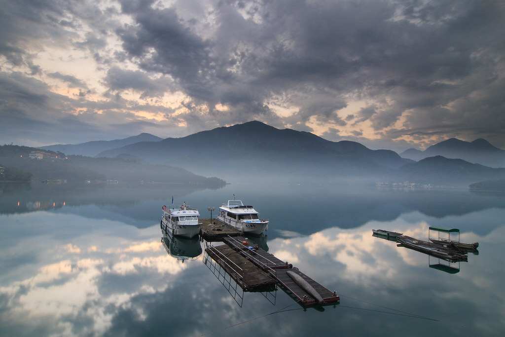 Beautiful Taiwan~~Sun Moon Lake