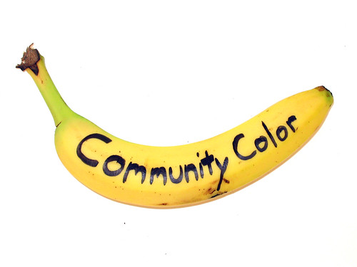 The Community Color Banana