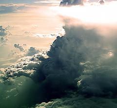 天空上的美圖