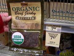 2007-03-03 Discount Beef Jerky -- Save 2 cents on discount meat at Safeway